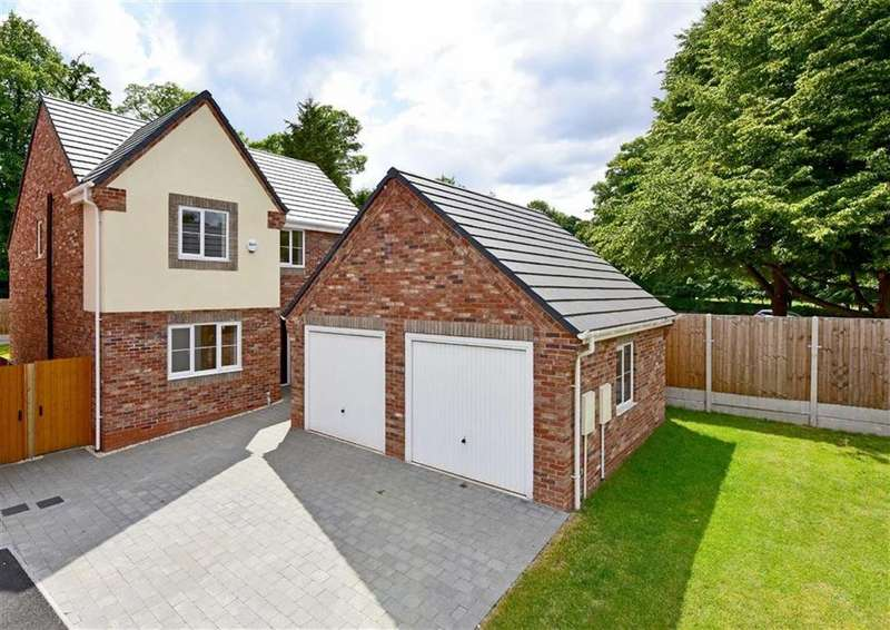 4 Bedrooms Detached House for sale in 1, Faraday Gardens, Merridale Road, Wolverhampton, WV3