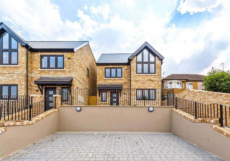 5 Bedrooms Detached House for sale in Scotland Road, Buckhurst Hill, IG9