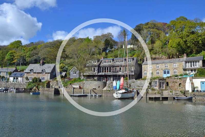 7 Bedrooms Detached House for sale in Port Navas, Helford River, Nr. Falmouth, South Cornwall, TR11