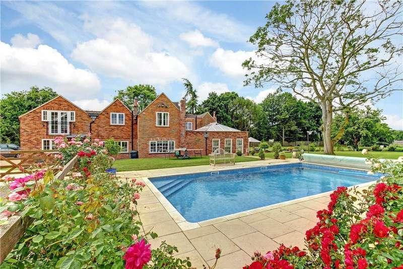 6 Bedrooms Detached House for sale in Enborne Street, Enborne, Newbury, Berkshire, RG20