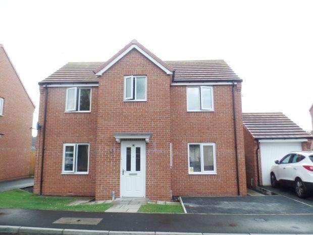 4 Bedrooms Detached House for sale in RAMSEY CLOSE, PETERLEE, PETERLEE