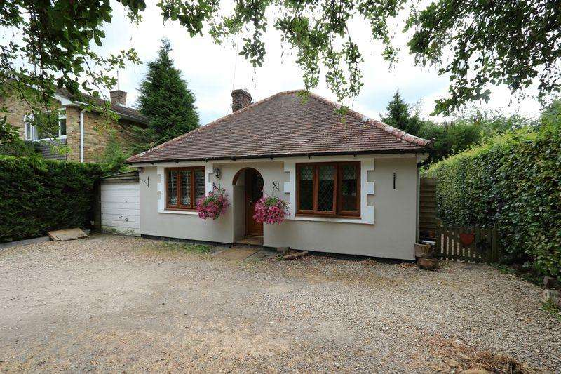 3 Bedrooms Detached Bungalow for sale in Beamond End, Amersham