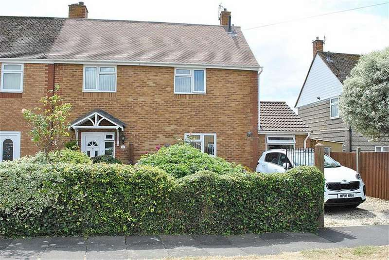 3 Bedrooms Semi Detached House for sale in Clatworthy Drive, Whitchurch, Bristol