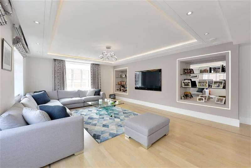 4 Bedrooms Flat for sale in Fursecroft, George Street, Marylebone, London, W1H
