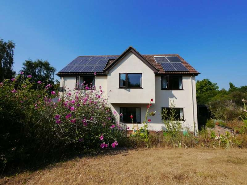 5 Bedrooms Detached House for sale in Low Road, Great Glemham, Suffolk