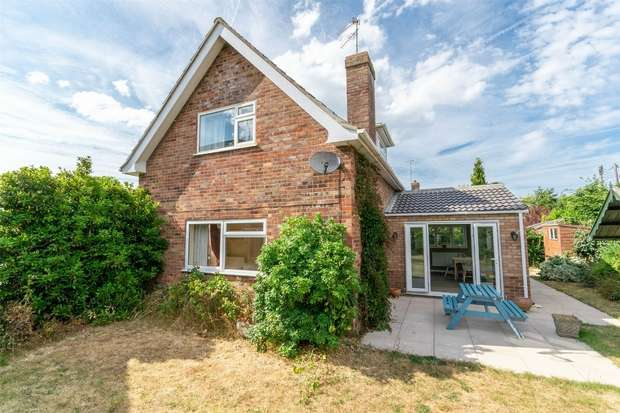 3 Bedrooms Detached House for sale in 15 Mill Court, Wells-next-the-Sea