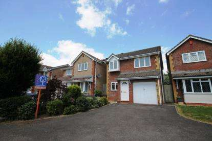 3 Bedrooms Detached House for sale in Campion Drive, Bradley Stoke, Bristol, South Gloucestershire
