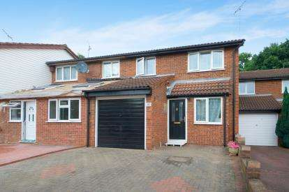 3 Bedrooms End Of Terrace House for sale in Marshalls Close, New Southgate, London