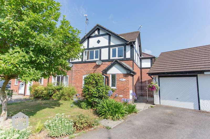 3 Bedrooms Semi Detached House for sale in Stirrup Gate, Worsley, Manchester, M28