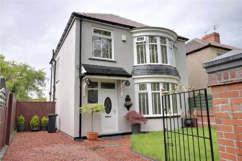 3 Bedrooms Detached House for sale in Belle Vue Grove, Middlesbrough