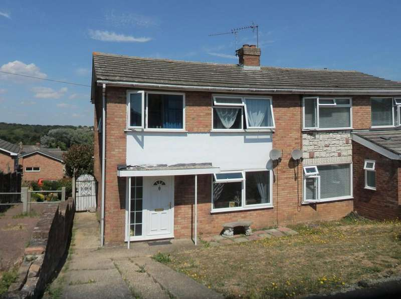 3 Bedrooms Semi Detached House for sale in 24 DOCKFILED AVENUE, DOVERCOURT