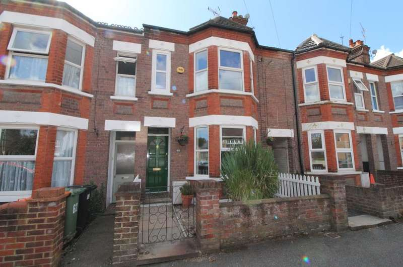 3 Bedrooms Terraced House for sale in Burr Street, Dunstable