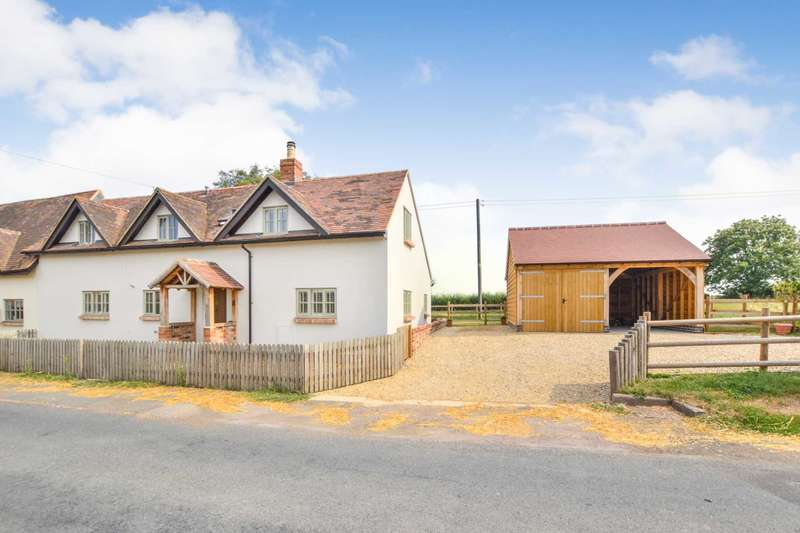 4 Bedrooms Cottage House for sale in Tredington, Tewkesbury, Gloucestershire