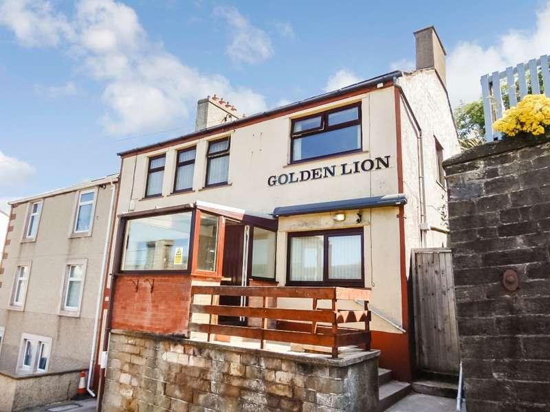3 Bedrooms Residential Development Commercial for sale in Golden Lion Inn, Lime Road, Harrington, Workington, Cumbria