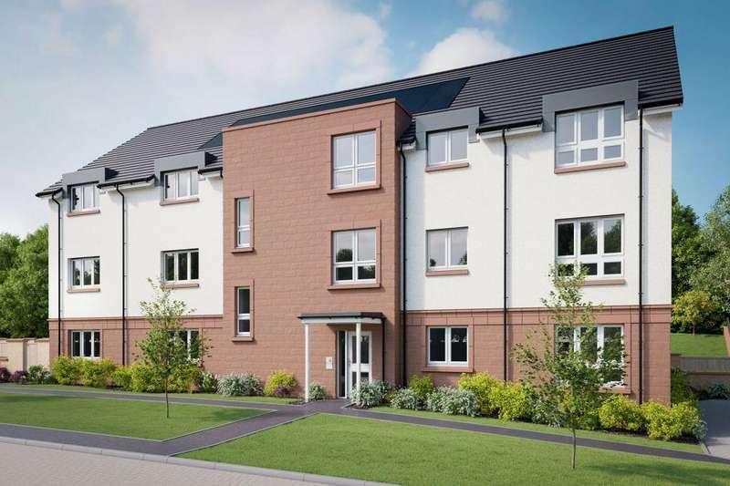 3 Bedrooms Flat for sale in 3 Phoenix Rise, Gullane, East Lothian, EH31 2BU