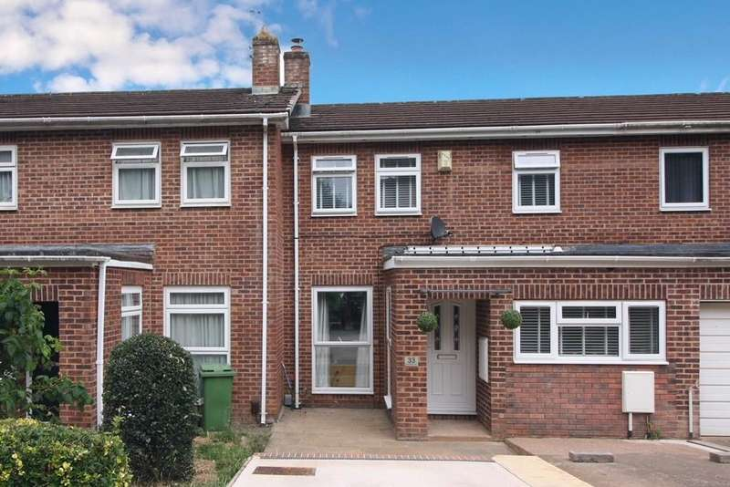 3 Bedrooms Terraced House for sale in Chelmsford Road, Exeter