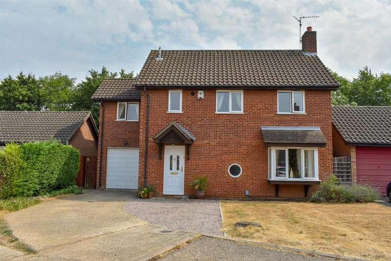 5 Bedrooms Property for sale in Gildale, Werrington, Peterborough