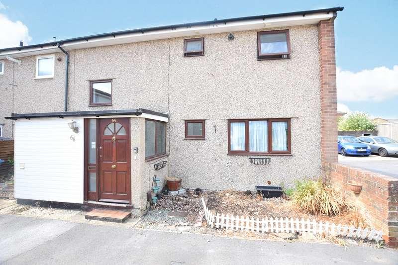 4 Bedrooms Terraced House for sale in Abbotsbury, Bracknell, Berkshire, RG12