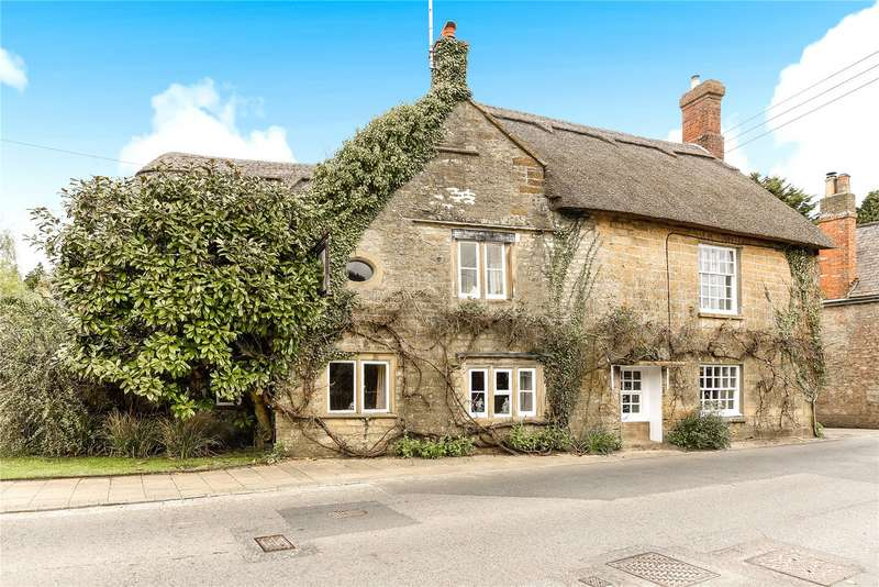 4 Bedrooms Detached House for sale in Bakers Arms, South Perrott, Beaminster, DT8