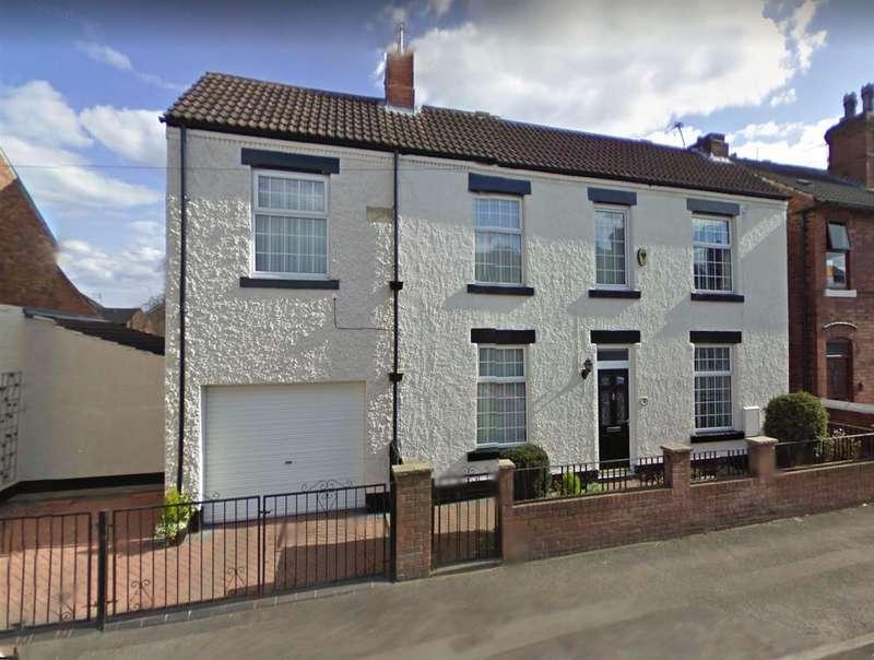 3 Bedrooms Detached House for sale in Kingston Avenue, Ilkeston