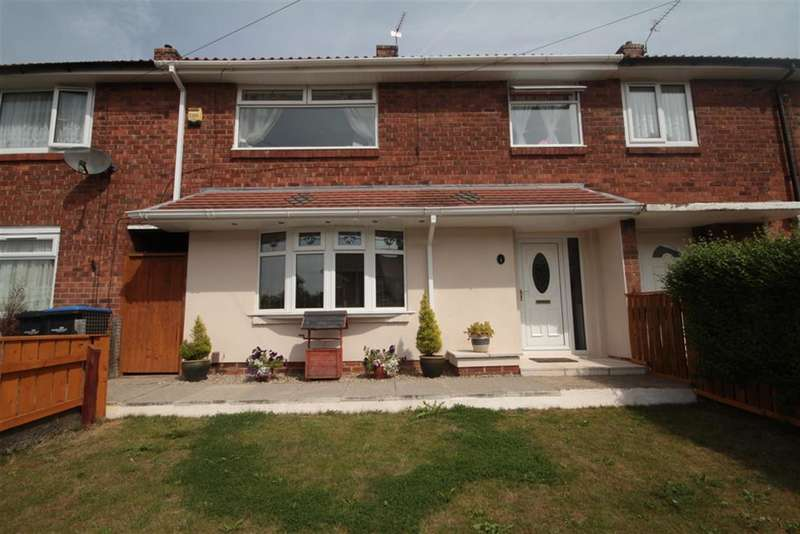 3 Bedrooms Terraced House for sale in Bradhope Road, Middlesbrough, TS3 7BB
