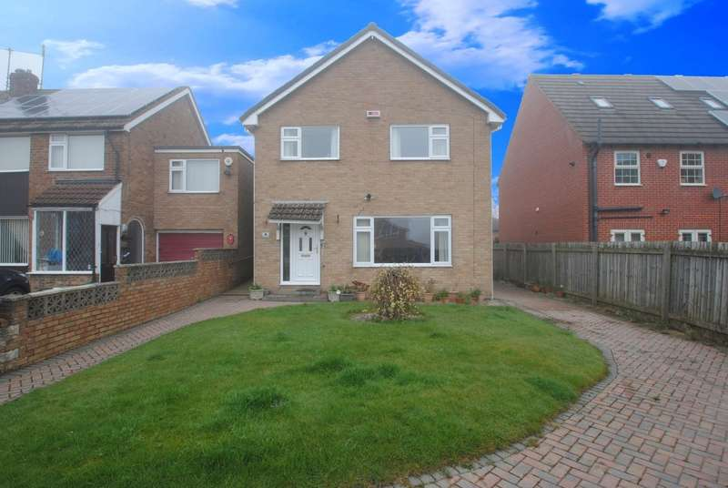 4 Bedrooms Detached House for sale in Westby Close, Ravenfield