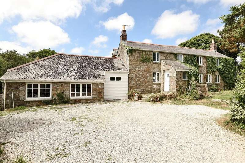 6 Bedrooms House for sale in Penaluna, Quarry Lane, Paul, Penzance, TR19