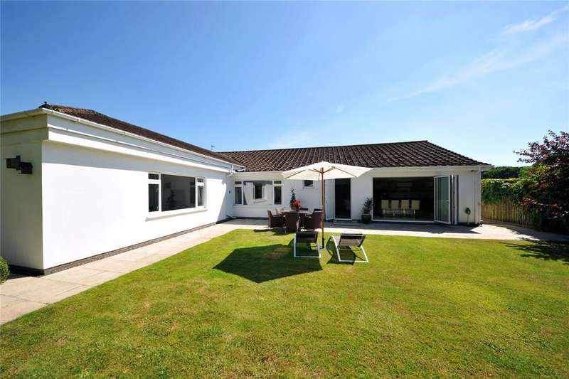 4 Bedrooms Detached House for sale in Millwood, Lisvane, Cardiff, CF14