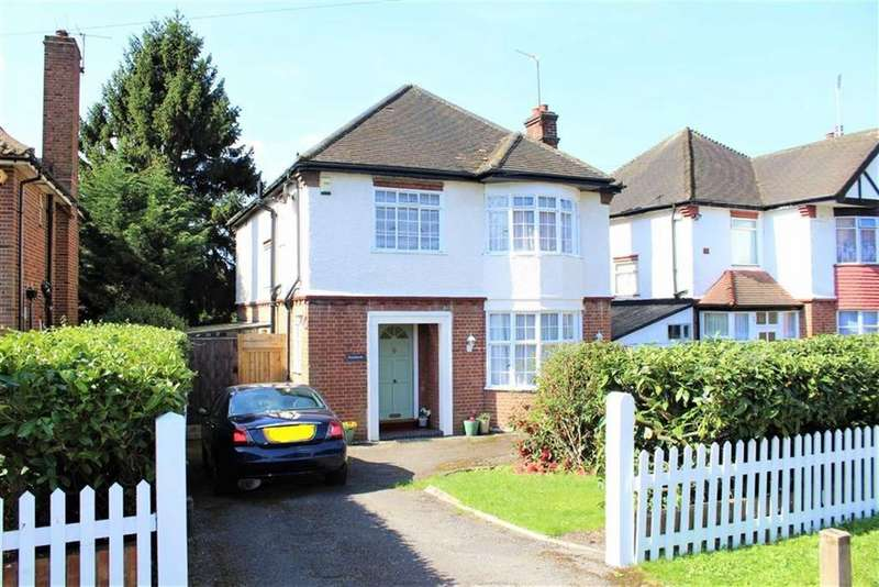 3 Bedrooms Detached House for sale in Upton Park, Slough, Berkshire