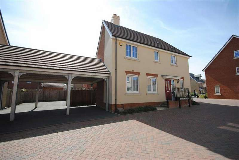 3 Bedrooms Detached House for sale in Veritas Grove, Leighton Buzzard