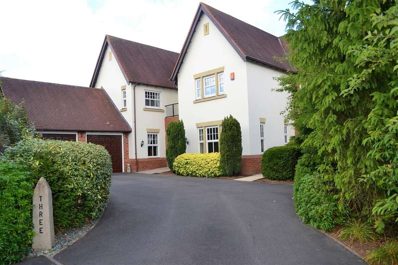 5 Bedrooms Detached House for sale in Kingsdown Close, Weston