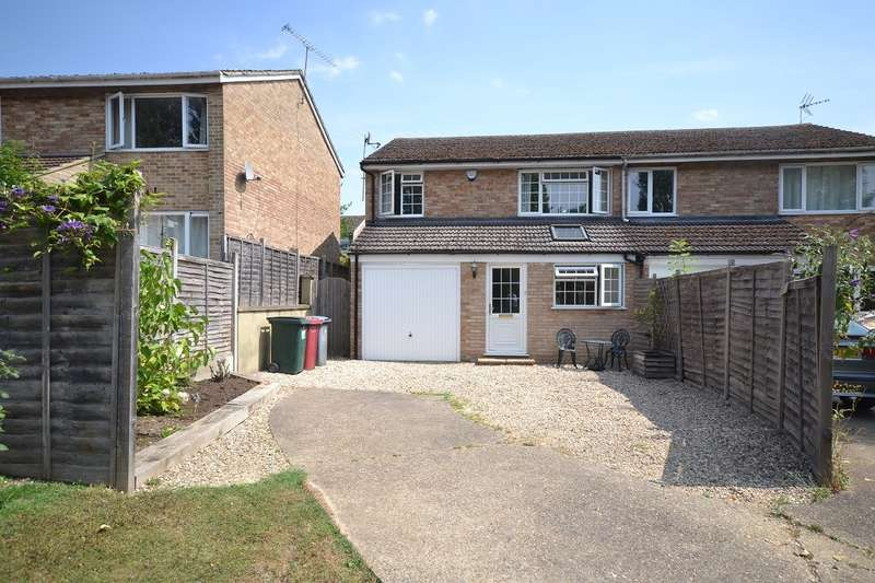4 Bedrooms Semi Detached House for sale in Caversham Park