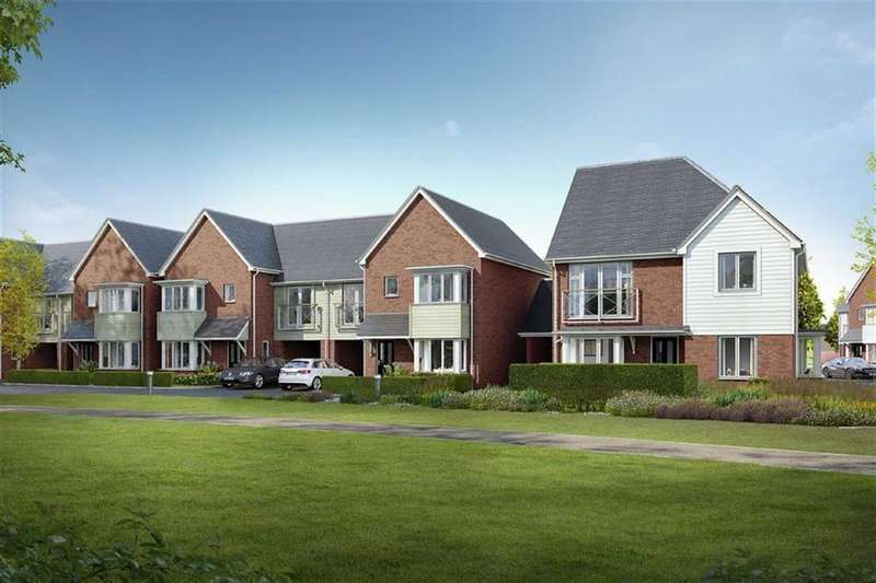 4 Bedrooms Link Detached House for sale in Holborough Lakes, Holborough, Kent