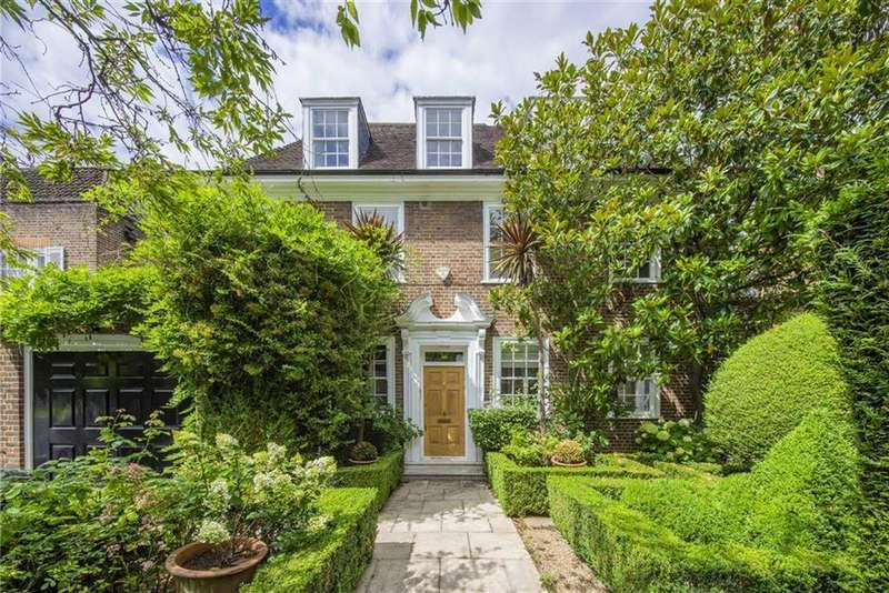 6 Bedrooms House for sale in Springfield Road, St John's Wood, London, NW8