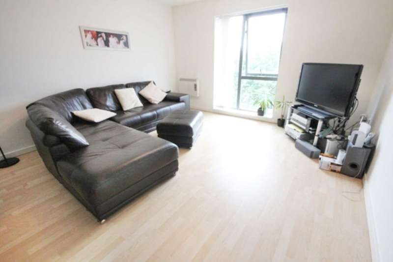 2 Bedrooms Apartment Flat for sale in Quay 5, Ordsall Lane, Salford