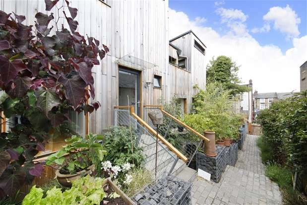 2 Bedrooms Terraced House for sale in Capitol Walk, Forest Hill