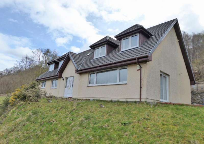 5 Bedrooms Detached House for sale in Conaglen, Achintore Road