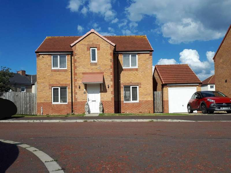 4 Bedrooms Detached House for sale in Oswald Close, Boldon Colliery