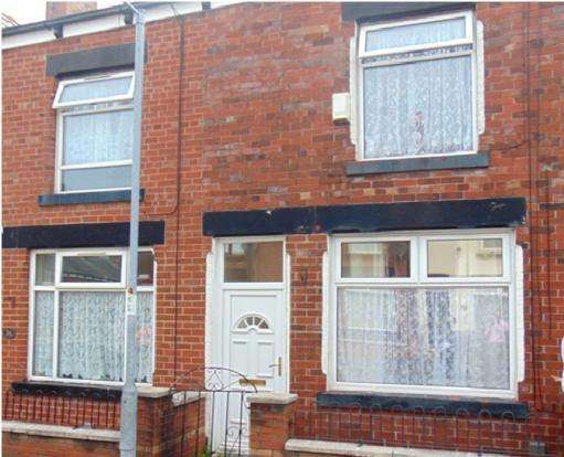 2 Bedrooms Terraced House for sale in Pedder Street, Bolton BL1