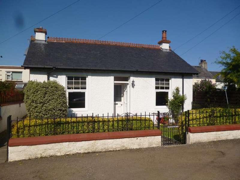 2 Bedrooms Cottage House for sale in Hayburn Cottage 1 Kelburn Terrace, Fairlie, LARGS, KA29 0AH