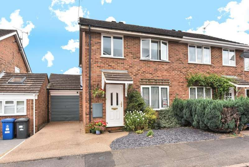 3 Bedrooms House for sale in Bissley Drive, Maidenhead, SL6