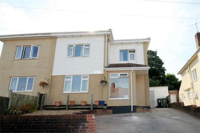 4 Bedrooms Semi Detached House for sale in Heath Walk, Downend, Bristol