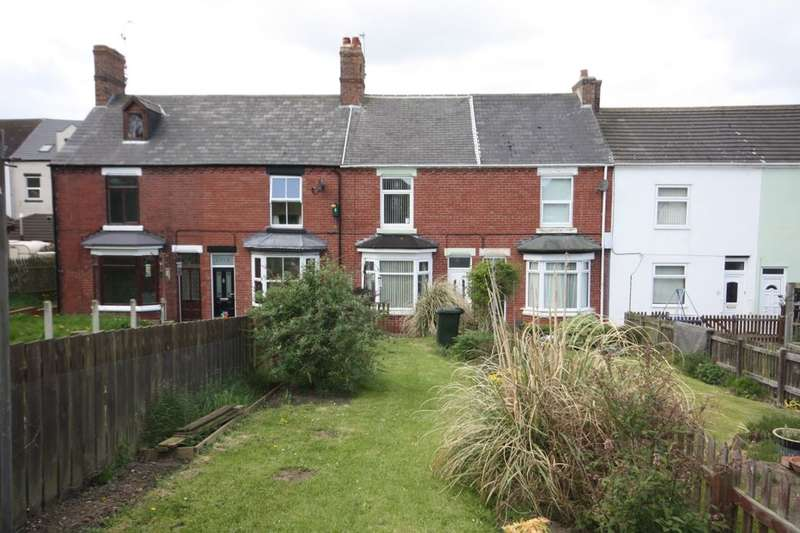 3 Bedrooms Terraced House for sale in Greenbank Terrace, Boosbeck, Saltburn-By-The-Sea, TS12