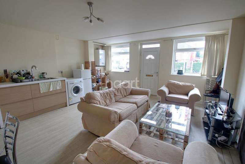 2 Bedrooms Semi Detached House for sale in Derby Road, Loughborough