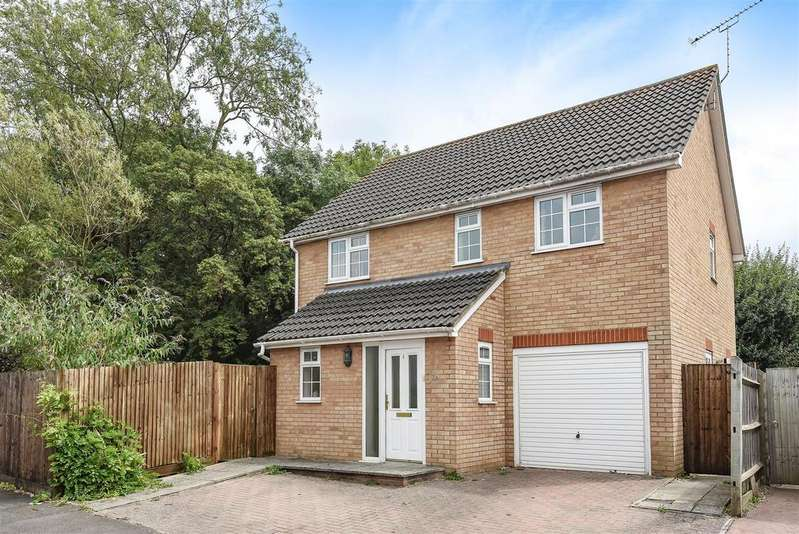 4 Bedrooms Detached House for sale in Bean Oak Road, Wokingham, Berkshire, RG40 1RL