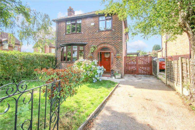 4 Bedrooms Detached House for sale in Edan Boat Lane, Irlam M44
