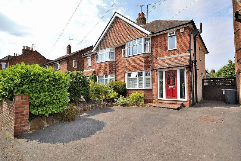 3 Bedrooms Semi Detached House for sale in Hockliffe Road, Leighton Buzzard