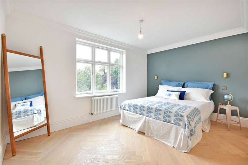 3 Bedrooms Apartment Flat for sale in Chatsworth Road, Willesden Green, NW2