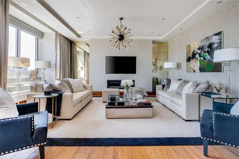 3 Bedrooms Flat for sale in Campden Hill Road, Kensington, London