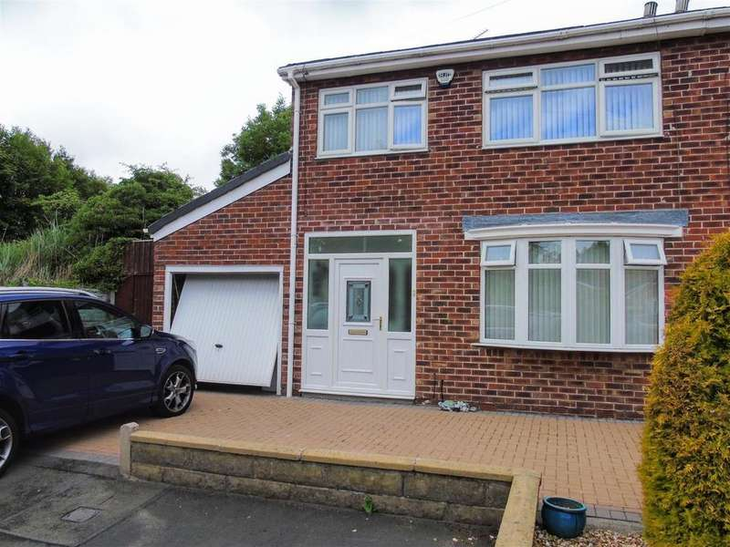 3 Bedrooms Semi Detached House for sale in Exeter Close, Aintree Village